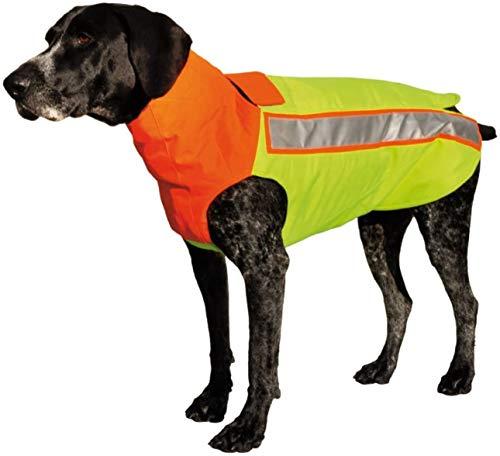 HUBERTUS Hunde Schutzweste mit Kevlar Gr. XXXL
