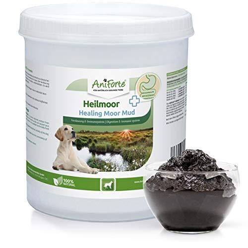 AniForte Heilmoor für Hunde 1,2kg - Verbessert die Kotbeschaffenheit, Verdauung, Immunsystem, Magen-Darm-Aktivität,...