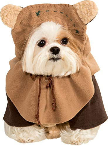 Rubies Costume Star Wars Kollektion Pet Kostüm, Ewok, Medium, Ewok