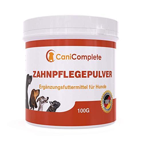 CaniComplete Hund Zahnpflege & Zahnsteinentferner - Bekämpft wirksam Mundgeruch und reinigt sowohl Zähne, als auch...