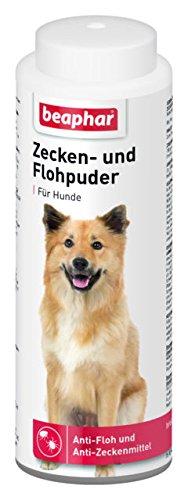 Zecken- und Flohpuder für Hunde 100 g