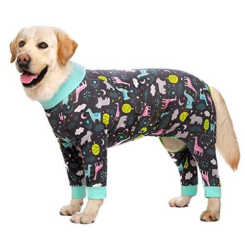 Recovery Suit Hund, Kleidung für Genesung nach der Operation, Suitical Recovery Suit Hund, Haustiere Kleidung für...