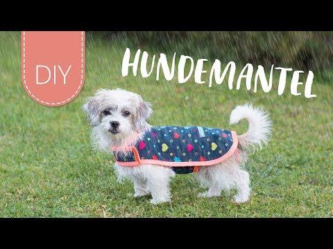 DIY: Hundemantel